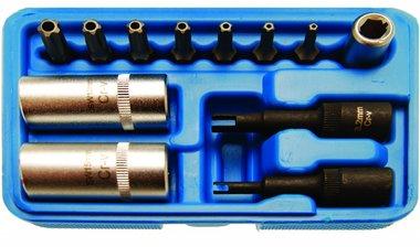Utensili per il condizionamento dell'aria, 12 pezzi