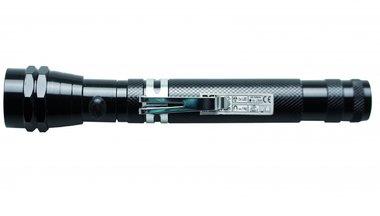 Lampada a LED estensibile con aiuto magnetico 2-in-1
