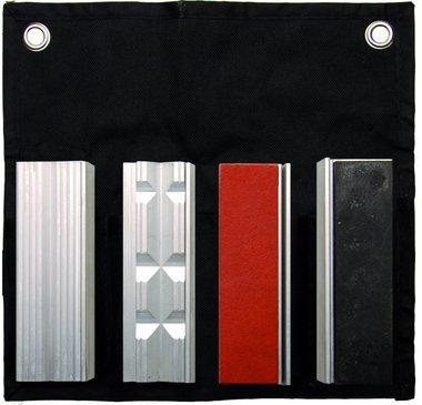 Set di morsetti per morsa, magnetico