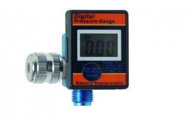 Regolatore di pressione, digitale, regolabile in continuo