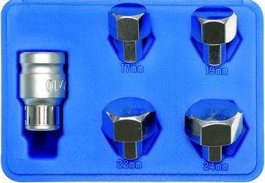 Sgrassatore 17, 19-22-24 mm