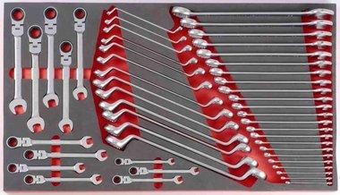 Set combinazione di tasti schiuma 48 parti