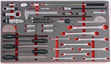 Kit di riparazione schiuma 52 pezzi