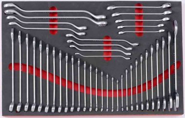 Set combinazione di tasti schiuma 42 pezzi