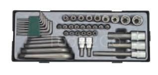 Set combinazione Torx 41 pezzi