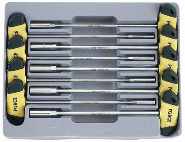 Set di chiavi a T Torx 9 pezzi