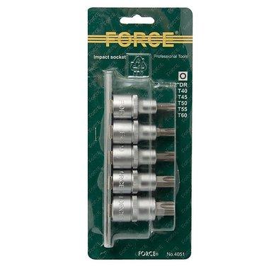 1/2 Torx Set di tappi a 5 pezzi