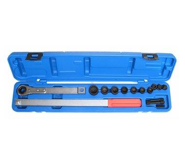 Kit installazione e rimozione cinghie trapezoidali scanalate (3/8) + (1/2)