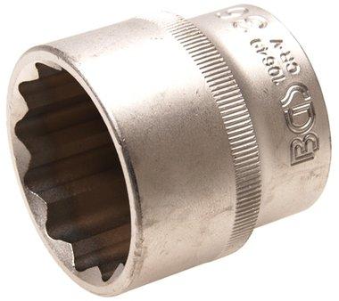 Tappo, 12 punti  12,5 mm (1/2) di azionamento  36 mm