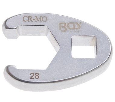 1/2 zampa di gallina corvo Chiave 30 mm