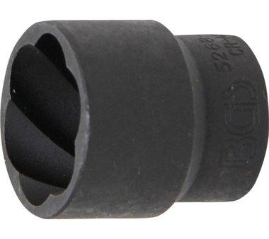 Tappi a spirale, dado e rimozione bulloni 24 mm