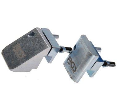2 pezzi Poli - V - cintura Set di utensili