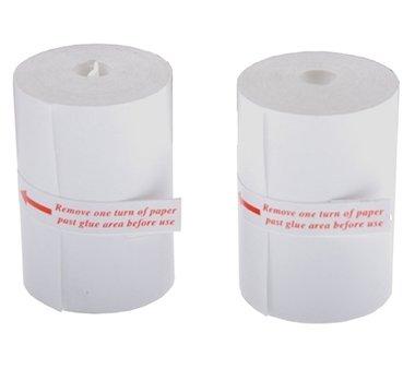2 pezzi di carta di ricambio per la voce 2196