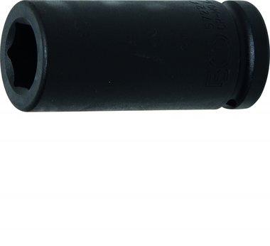 3/4 lungo Cappuccio di forza 6 lato 22 mm