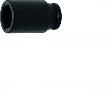 3/4 lungo Cappuccio di forza 6 lato 36 mm
