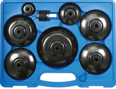 Set di chiavi filtro olio per veicoli commerciali 9 pezzi