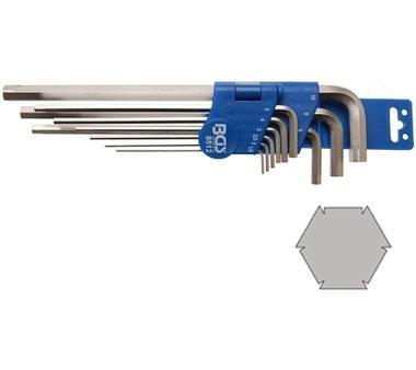 Set chiavi speciali a L esagono interno 1,5 - 10 mm 9 pezzi
