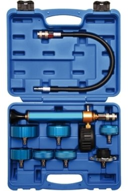 Sistema di raffreddamento del caso diagnostico 9 pezzi