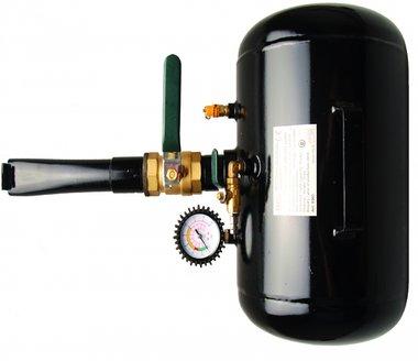 Ausilio di riempimento per pneumatici auto (booster)