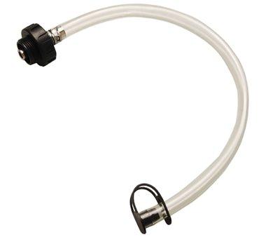 Tubo flessibile adattatore di scarico per cartucce filtro olio
