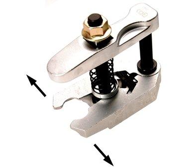 Separazione dei giunti sferici, apertura regolabile 20 - 30 mm
