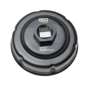 Chiave filtro olio a 6 punti 76 mm per moto BMW