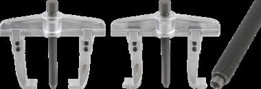 Trattore parallelo, a filo sottile, 2 gambe 100 - 250 mm