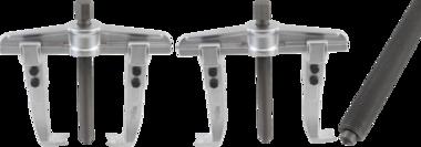 Trattore parallelo, a filo sottile, 2 gambe 140 - 340 mm