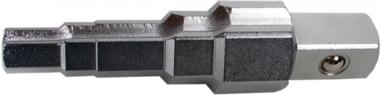 Chiave del radiatore 1/2, 5 passi, dimensioni in pollici