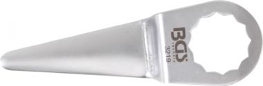 Coltello da taglio per BGS-3218, 52 x 1 mm