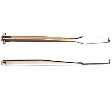 Bracci estrattore di ricambio 114 mm per BGS 8224