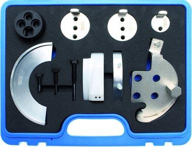 Set di utensili per montaggio cinghie trapezoidali scanalate e cinghie elastiche | 11 pz