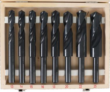 Set di punte HSS 13   25 mm 8 pezzi