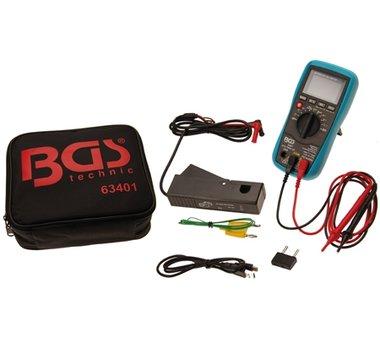 Multimetro digitale automotive con interfaccia USB