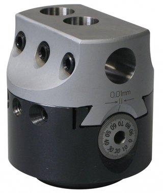 Testa di taglio universale senza alimentazione automatica KKC2, 50mm