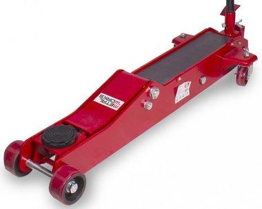 Martinetto idraulico 3t   extra lungo e basso per auto sportive