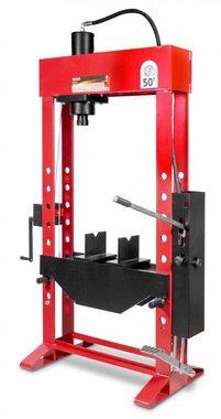 Pressa idraulica manuale 50 tonnellate