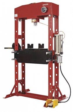 Pressa idraulica idropneumatica 50t