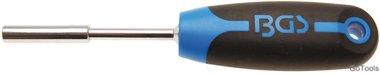 Impugnatura rotante per punte 6,3 mm 1/4 200 mm