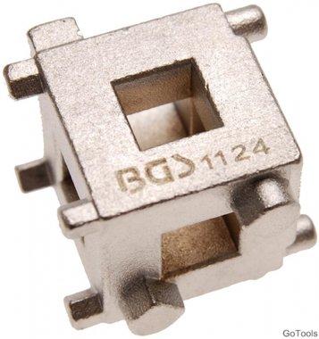 Utensile di tornitura a pistone del freno 10 mm (3/8)