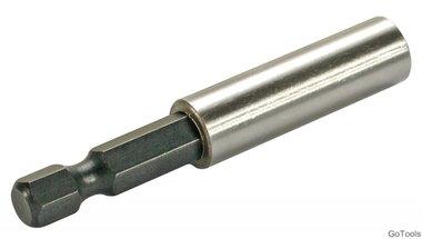 Portabit, magnetico 1/4, 60 mm