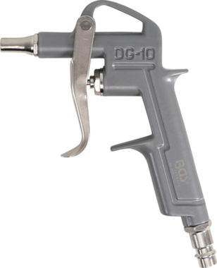 Air Blow Gun Gun Corpo in alluminio pressofuso