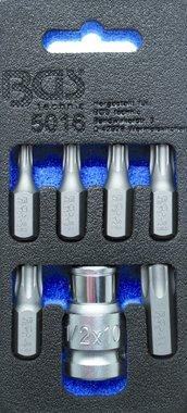 Set di punte per cacciavite Azionamento 10 mm 3 8 7 pezzi