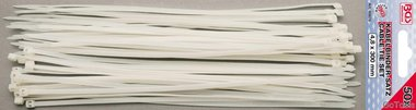Set di fascette da 50 pezzi, 4,8 x 300 mm