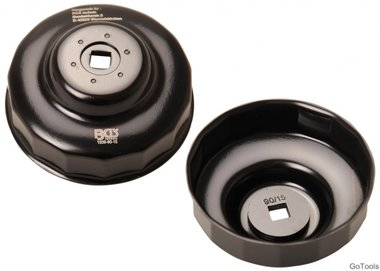 Chiave filtro olio a 15 lati diametro 90 mm per Honda, Mazda, Nissan, Subaru, Subaru, Toyota