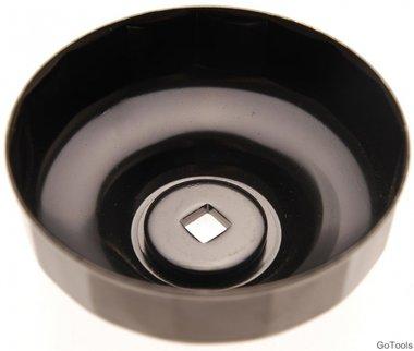 Chiave filtro olio 18 lati diametro 96 mm per Renault, VW