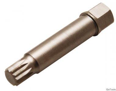 Punta speciale per lo smontaggio delle pulegge M10 x 64 mm