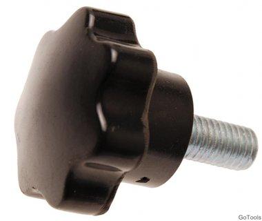 Impugnatura rotante con filettatura maschio per BGS 9234