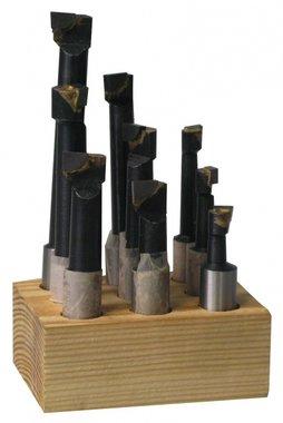 Set di scalpelli per testa di taglio kkc, KBS1218 -18mm