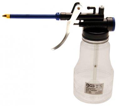 Caraffa per olio in plastica 250 ml